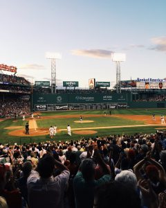boston redsox fenway park