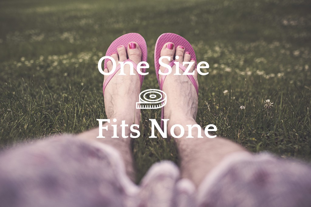 one-size-fits-none